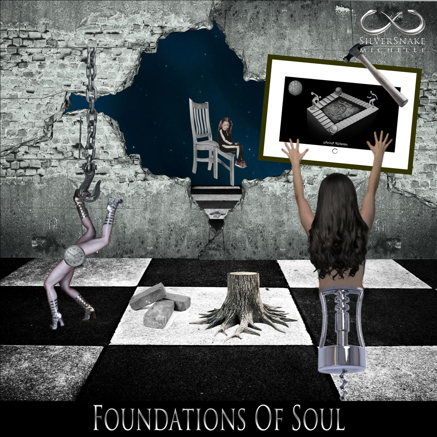 Silversnake Michelle Foundations Of Soul